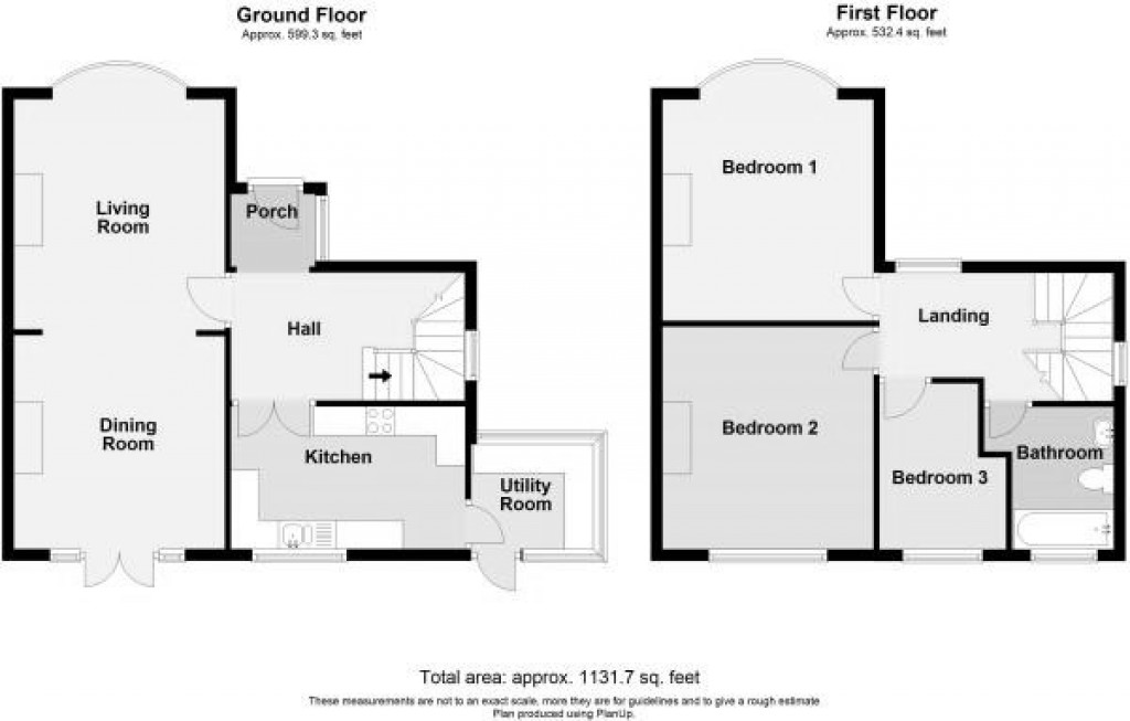 Floorplans For Wooburn Green, Bucks